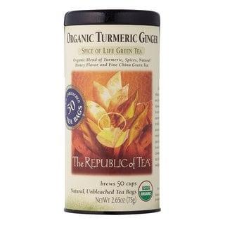 Tumeric Ginger Green Tea