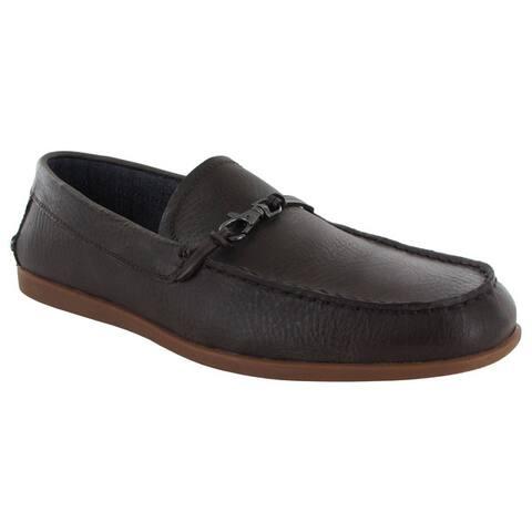 Robert Wayne Mens Akira Slip On Loafer Dress Shoes
