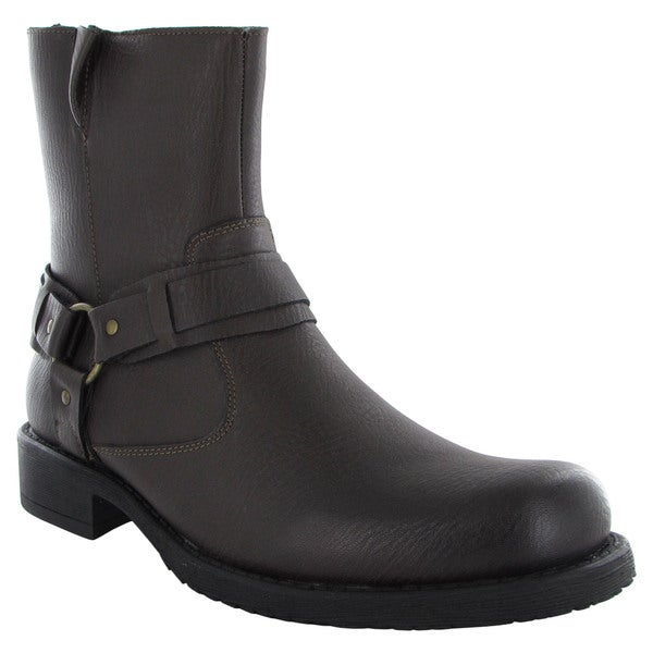 Shop Resolve By Robert Wayne Griff Harness Boots - On Sale ...
