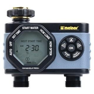 Melnor HydroLogic 2-Outlet Digital Water Timer
