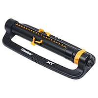 Melnor XT Oscillating Lawn Sprinkler with Width & Range Control, Waters up to 4,200 sq.ft