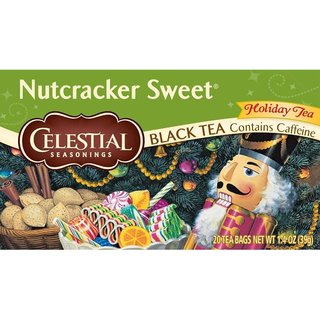 Celestial Seasonings Nutcracker Sweet Holiday Tea