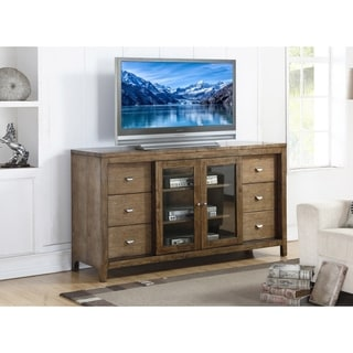 Abbyson Clarkston 65-inch TV and Multi-use Console