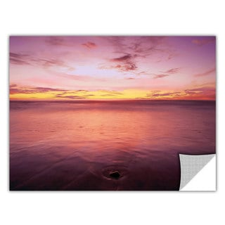 ArtAppealz Dean Uhlinger's 'Ponto Beach Twilight' Removable Wall Art Mural