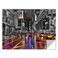 ArtAppealz Revolver Ocelot's 'NYC' Removable Wall Art Mural