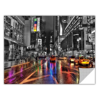 ArtAppealz Revolver Ocelot's 'NYC' Removable Wall Art Mural (4 options available)