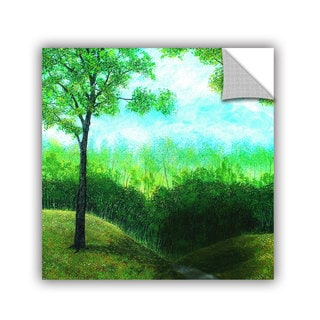 ArtAppealz Herb Dickinson's 'Christians Road' Removable Wall Art Mural