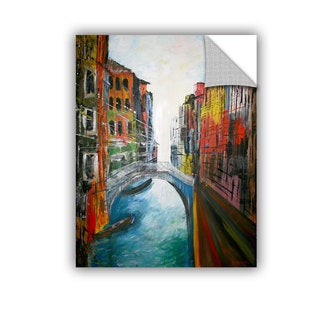 ArtAppealz Marcus/Martina Bleichner's 'Venice Grand Canal' Removable Wall Art Mural
