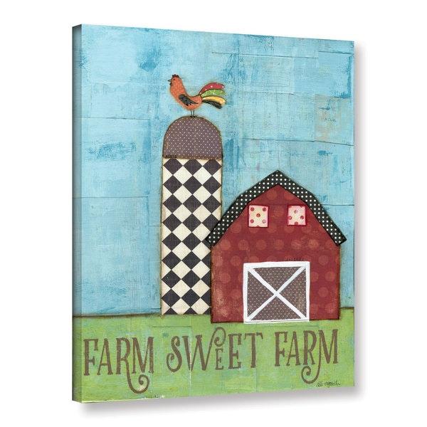 Shop Alli Rogosich S Farm Sweet Farm Gallery Wrapped