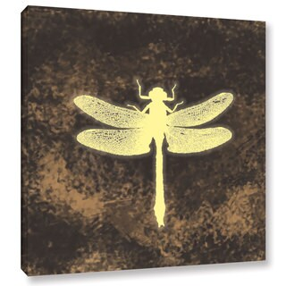 Chandler CChase's 'Dragonfly' Gallery Wrapped Canvas