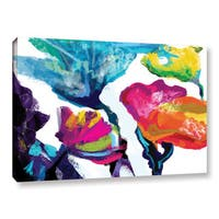 Chandler CChase's 'Colorsplash' Gallery Wrapped Canvas