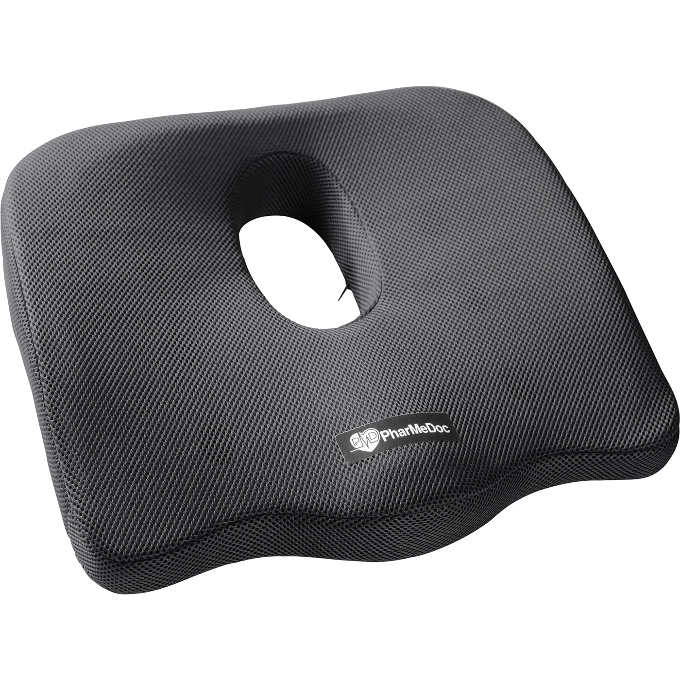 PharMeDoc Orthopedic Coccyx Seat Cushion Foam Tailbone Pi...
