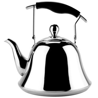 Mirror-finished Stainless Steel 5-liter Tea Kettle