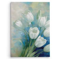 Wexford Home 'Holland Spring I' Wrapped Canvas Art