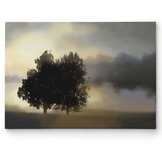 Wexford Home 'Misty Morning' Canvas Wall Art