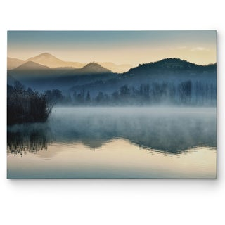 Wexford Home Danita Delimont 'Quiet Morning' Wall Art (4 options available)