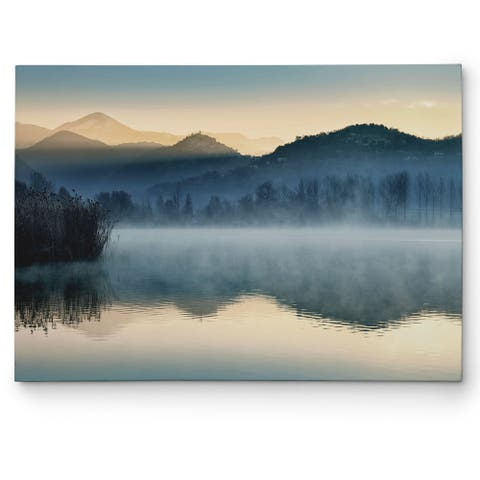 Wexford Home Danita Delimont 'Quiet Morning' Wall Art