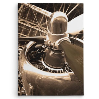 Wexford Home 'DC 4 Aircraft' Canvas Wall Art