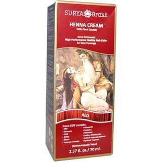 Surya Brasil Red Henna Cream