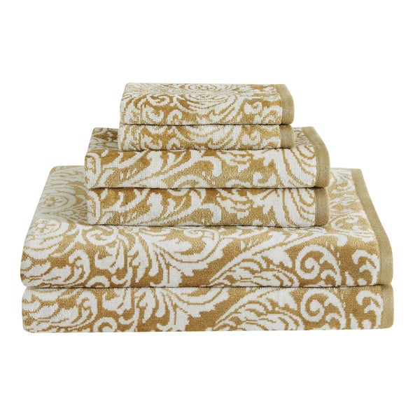Heritage 6 Piece Towel Set