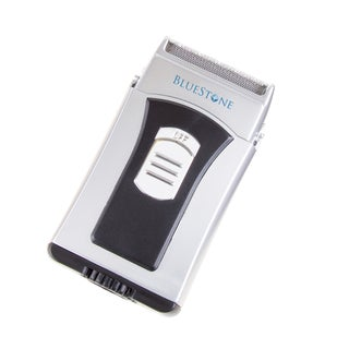 Bluestone Men's Cordless Electric Wet and Dry Shaver