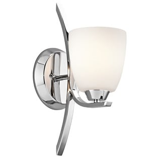 Kichler Lighting Granby Collection 1-light Chrome Wall Sconce
