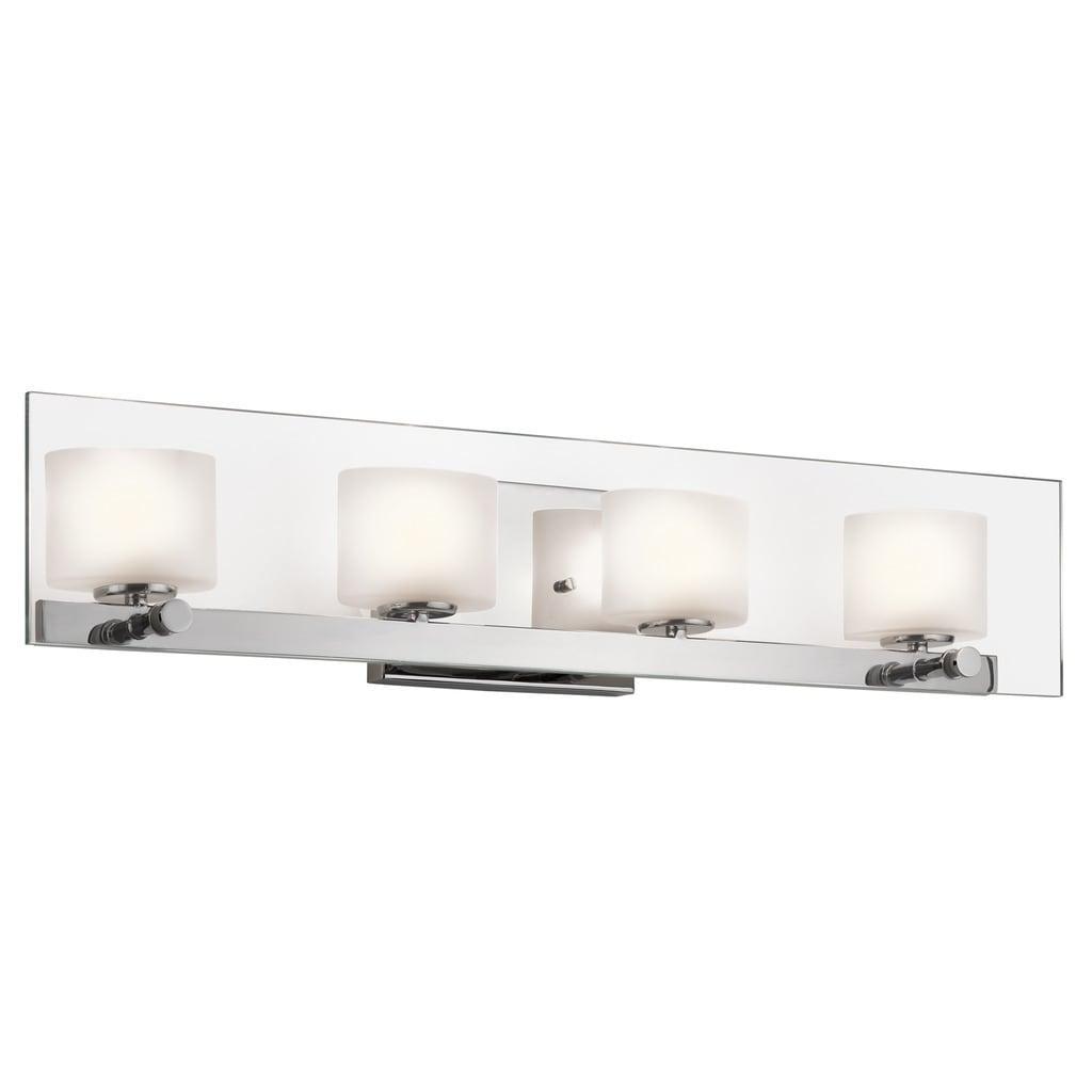 Kichler Lighting Como Collection 4-light Chrome Halogen B...