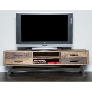 Holden Natural Reclaimed Wood TV Stand by Kosas Home