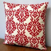 Artisan Pillows Outdoor 18-inch Damask Jewel Modern Geometric Throw Pillow Cover (Set of 2)