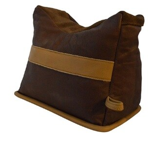 Benchmaster All Leather Extra Large Filled Bench Bag
