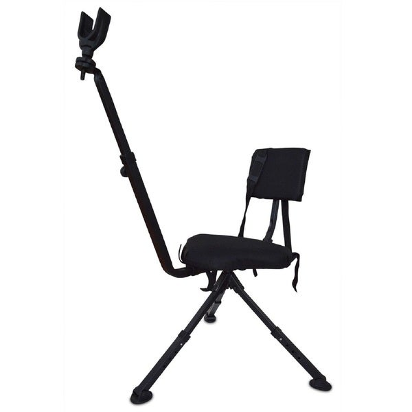 Benchmaster Black Ground Hunting and Shooting Chair