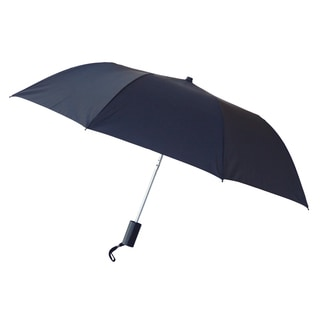 RainWorthy Compact Polyester, Metal Umbrella