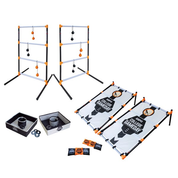 ESPN College Game Day 3-in-1 Tailgate Combo Game Set