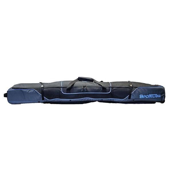 Sportube Ski Shield Double Padded 840D Polyester Ski Bag with Gear Shield
