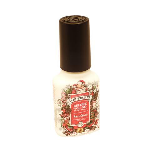 Poo-Pourri 2-ounce Secret Santa Before-You-Go Toilet Spray