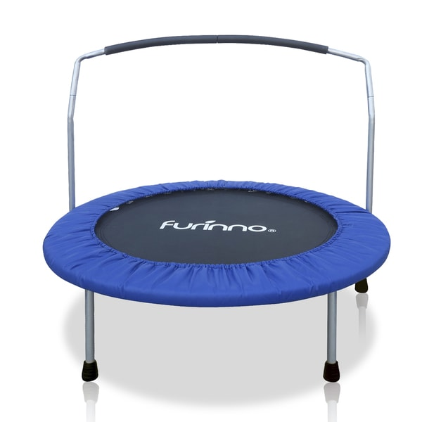 Furinno Metal 36-inch Trampoline with Handle Bar