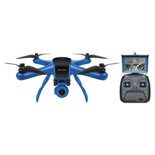 Raptor GPS Live-Feed HD Video RC Drone