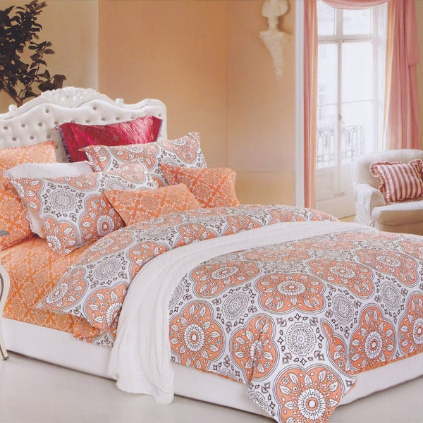 Shop Byb Mandala Peach Twin Xl 2 Piece Comforter Set