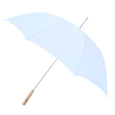 RainWorthy 60-inch White Windproof Umbrella