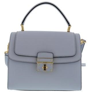 Dolce & Gabbana 'Greta' Sky Blue Tote
