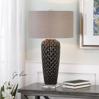 Uttermost Patras Mocha Bronze Table Lamp