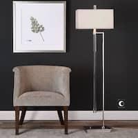Uttermost Mannan Modern Floor Lamp