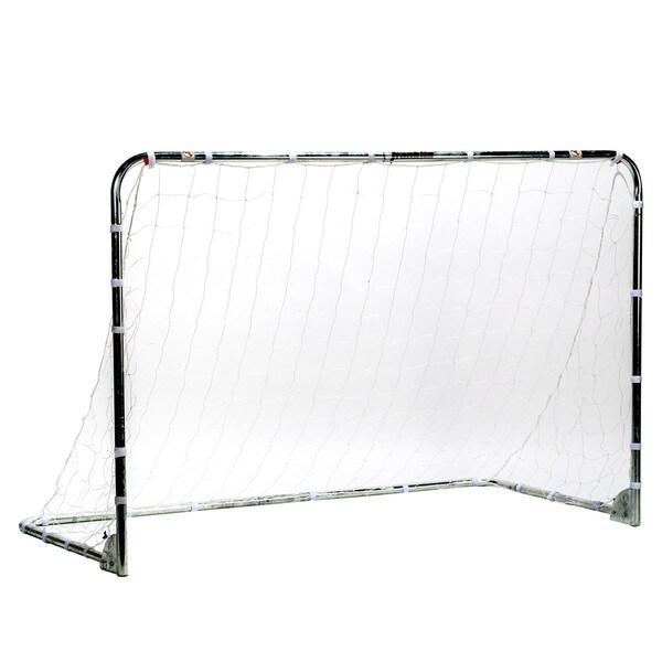 Franklin Sports 4' X 6' Galvanized Steel Folding Goal