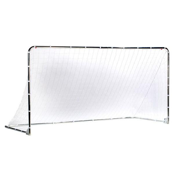 Franklin Sports 6' X 12' Galvanized Steel Folding Goal