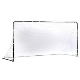 Franklin Sports 6' X 12' Galvanized Steel Folding Goal