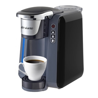 Coffee Brewer For Cafe : Top Product Reviews for Cafe Viante AMERIKANA Single-serve Coffee Brewer for Keurig Pods ...