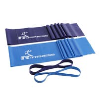 Furinno RFitness Professional Training and Fitness Resistance Bands (4-piece Set)