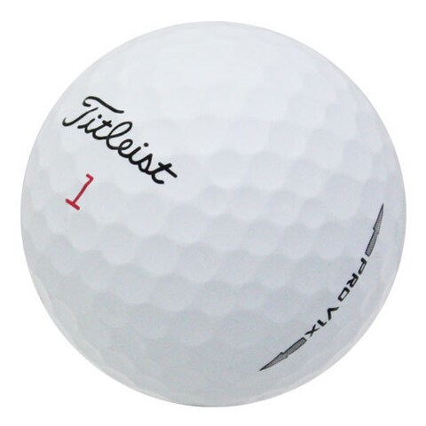 Titleist Pro V1x Recycled Golf Balls and Reusable Bucket (Case of 100)
