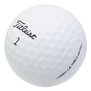 Titleist ProV1 Recycled Golf Balls (Case of 100)