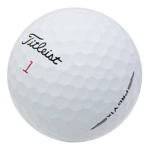 Titleist Pro V1x Recycled Golf Balls (Case of 24)